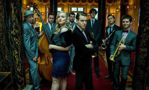 Galaad moutoz swing orchestra