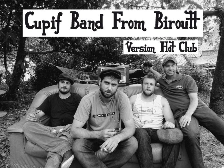 Cupiff band hot swing