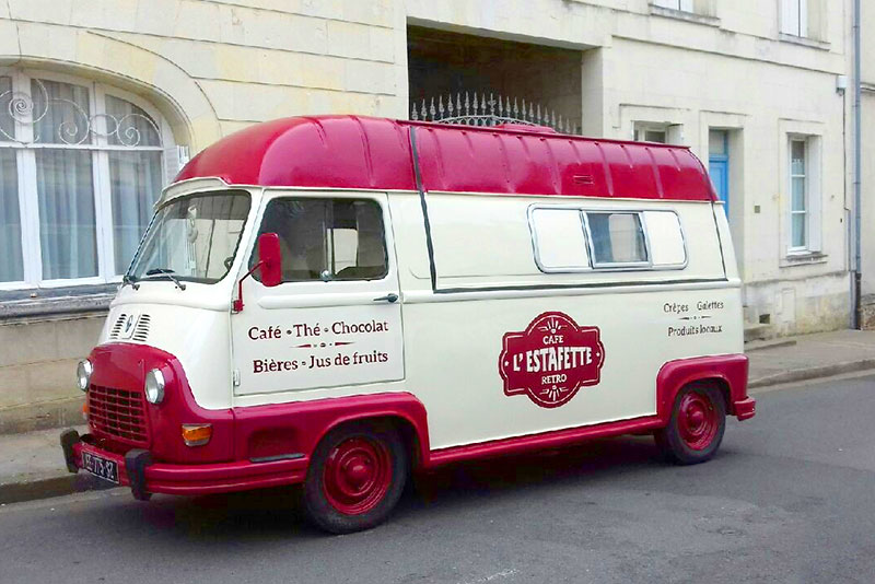 L'estafette café ambulant