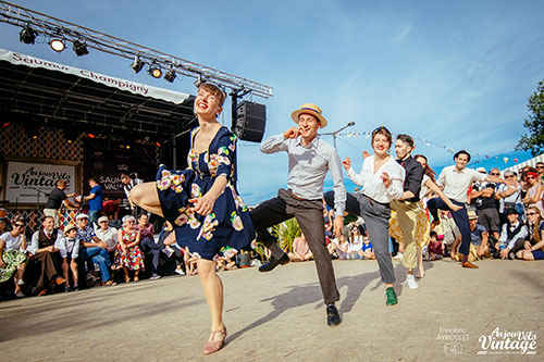 Guinguette & Grand Bal Swing