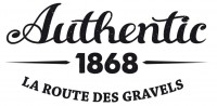 Authentic 1868 logo noir